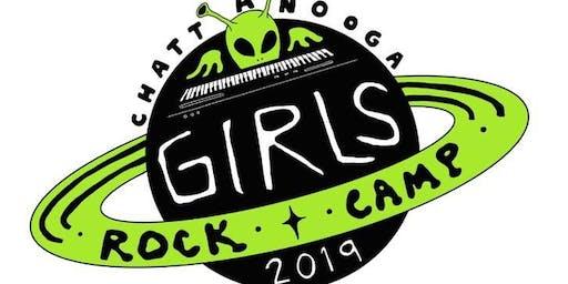Chattanooga Girls Rock Showcase