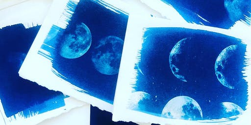 Luna Indigo Print Workshop