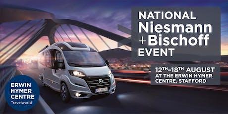 National Niesmann + Bischoff Motorhomes Event 2019 tickets