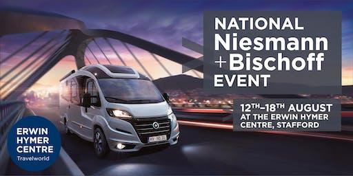 National Niesmann + Bischoff Motorhomes Event 2019