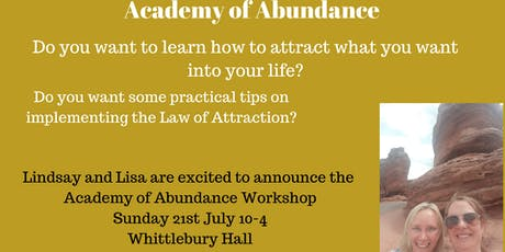 Academy Of Abundance tickets