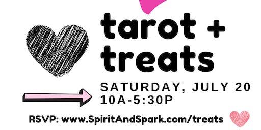 """The """"Tarot & Treats"""" Event"""