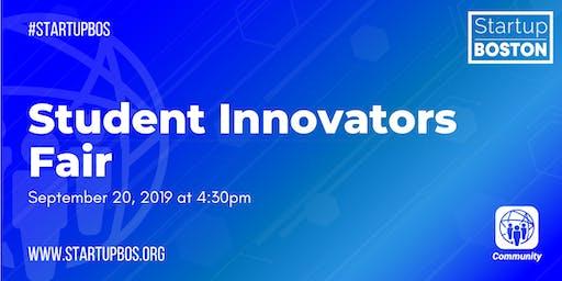 Startup Boston Student Innovators Fair