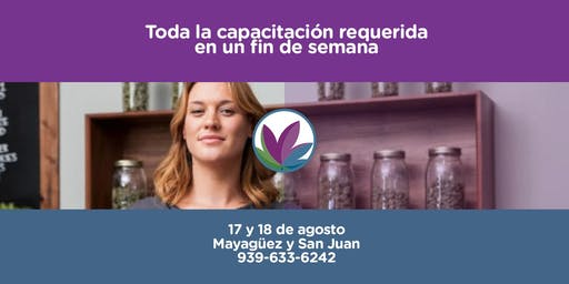 RESERVA MAYAGUEZ | Cannabis Training Camp | 17 & 18 de Agosto | CannaWorks Institute