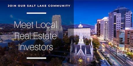 Salt Lake  UT- Real Estate Investing FREE Workshop tickets