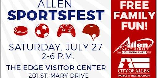 Allen SportsFest