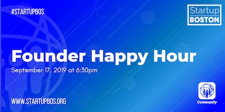 Founder Happy Hour tickets