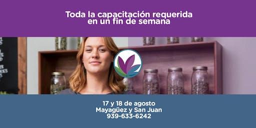 MAYAGUEZ | Cannabis Training Camp | 17 Y 18 de Agosto | CannaWorks Institute