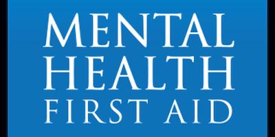 Public Safety Mental Health First Aid | Carroll County