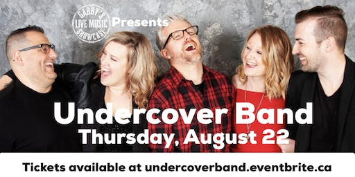 Undercover Band - Gabby's Live Music Showcase