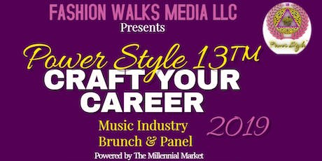 Craft Your Career| Music Industry tickets