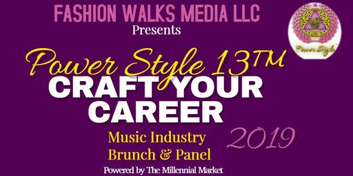 Craft Your Career| Music Industry