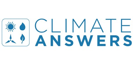 Climate Answers Green Drinks Synergy Event tickets