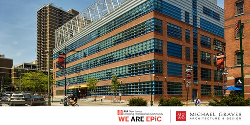 AIANJ EPiC Presents an Evening at Michael Graves Architecture & Design