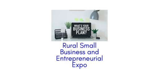 Rural Small Business and Entrepreneurial Expo