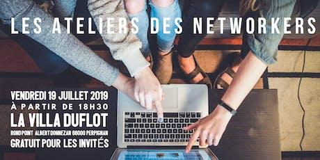 Les ateliers du Networker à Perpignan billets