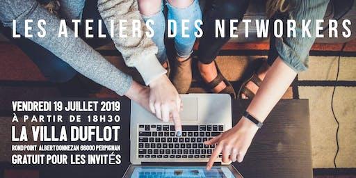 Les ateliers du Networker à Perpignan