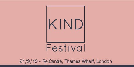 The Kind Festival tickets