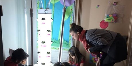 Classroom Gardens 101: Hydroponics for STEM Learning. tickets