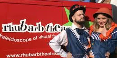 RHUBARB THEATRE tickets