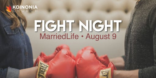 MarriedLife: Fight Night
