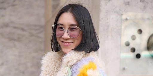 Eva Chen at Barnes & Noble The Grove