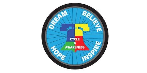 2019 CYCLE4AWARENESS CHARITY RIDE