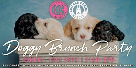 Doggy Brunch Benefiting Chicago Canine Rescue tickets