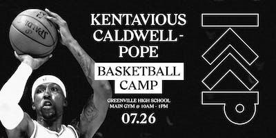 Kentavious Caldwell-Pope Basketball Camp