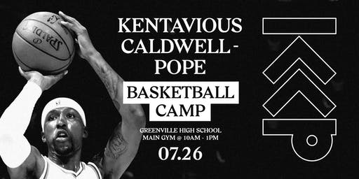 Kentavious Caldwell-Pope Basketball Camp