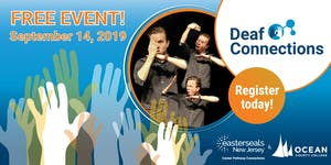 Deaf Connections Event 2019