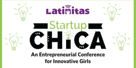 Latinitas - Startup Chica Conference 2019 tickets