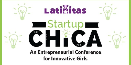 Latinitas - Startup Chica Conference 2019