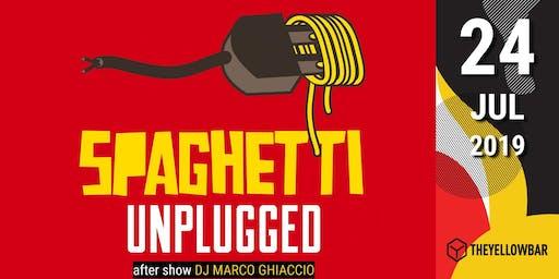 Spaghetti Unplugged Band - The Yellow Bar