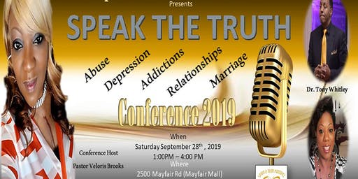 """Speak The Truth"" Conference"