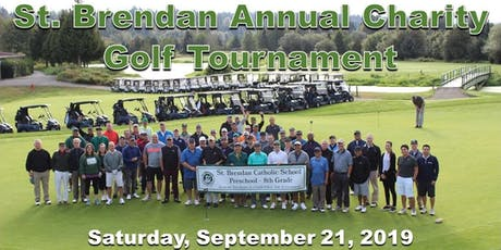 St. Brendan Parish and School Annual Charity Golf Tournament tickets