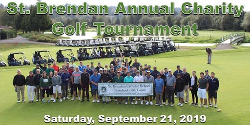 St. Brendan Parish and School Annual Charity Golf Tournament
