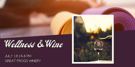 Wellness & Wine tickets