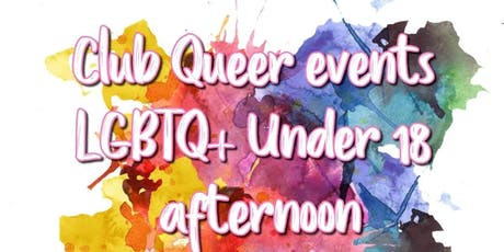 Club Queer Event's Pride Weekender / Saturday 17th of August  tickets