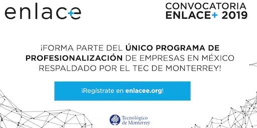 Sesión Informativa Convocatoria ENLACE+ 2019