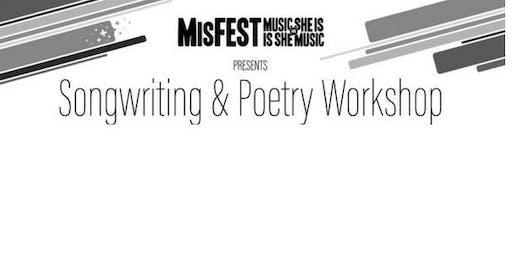 MisFEST Songwriting Workshop