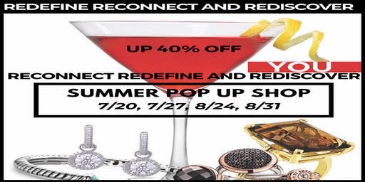 ACCESSORIZE! The Summer Edition Fashion Pop Up Shop