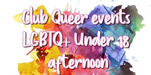 Club Queer Event's Pride Weekender / Sunday 18th of August