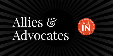 Allies and Advocates Workshop tickets