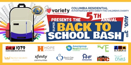Back to School Bash - Columbia Residential (5th Annual Event) tickets