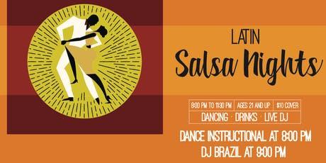 Latin Salsa Nights tickets