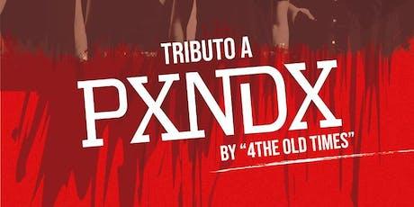 Tributo A PXNDX  Zacatecas entradas