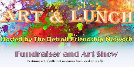 Art & Lunch tickets