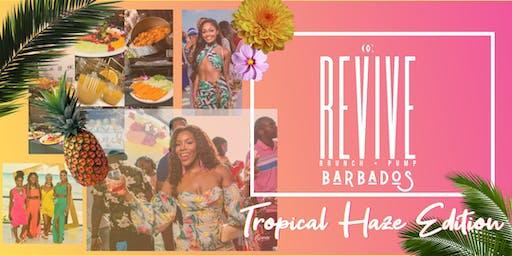 Revive Brunch + Pump : Barbados