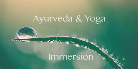 Ayurveda & Yoga Immersion entradas